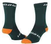 Socke HAIBIKE CARLO 2 grün/orange Größe 38 - 42