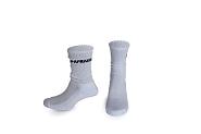 Socke HAIBIKE WHITE weiß, Größe 43 - 46