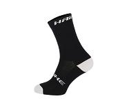 Socke HAIBIKE LEE schwarz/beige/weiß, Größe 43 - 46