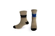 Socke Haibike Lu beige/schwarz, Größe L/XL