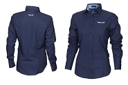 XLC Damen Bluse FT-A13 dunkelblau Gr. 36