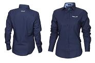 XLC Damen Bluse FT-A13 dunkelblau Gr. 40