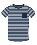"""T-Shirt Haibike """"LIT"""" - man blau, Größe S"""