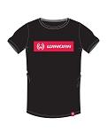 T-Shirt Winora Unisex schwarz, Größe S