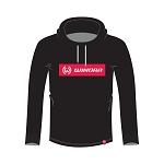 Sweatshirt Winora Show Unisex schwarz, Größe XL