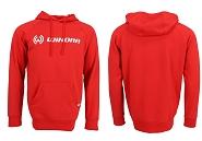 Sweatshirt Winora Man Light rot, Größe L