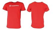 T-Shirt Winora Man RED rot, Größe XL