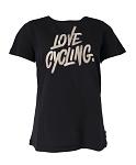XLC Casual Damen T-Shirt Gr S schwarz