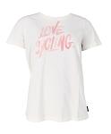 XLC Casual Damen T-Shirt Gr XL weiß/rosa