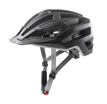 Fahrradhelm Cratoni C-Flash (MTB) Gr. S/M (53-56cm) schwarz/anthrazit matt