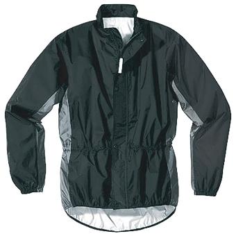 Regenjacke Rain Guard schwarz/dolomit wasserdicht Gr. XL