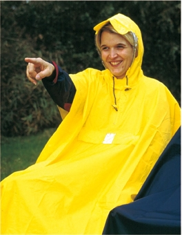 Regenponcho Hock Rain Care gelb Gr.XL