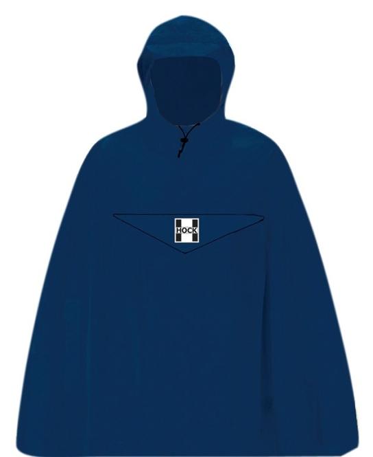 Regenponcho Hock Rain Light blau  Gr.L
