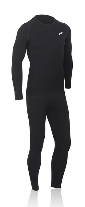 Underwear Set F Herren ML 140 schwarz. Gr.M (46-48)