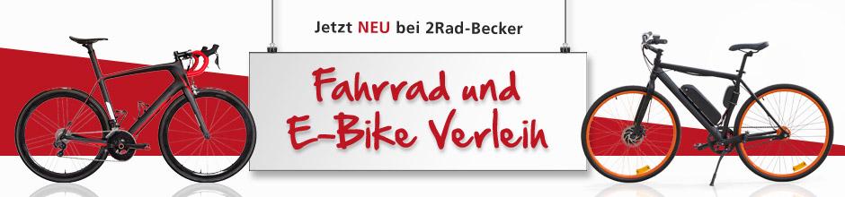 Fahrrad & eBike Verleih