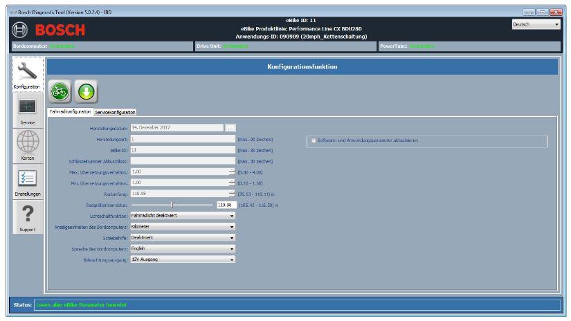 Bosch Diagnostic Tool