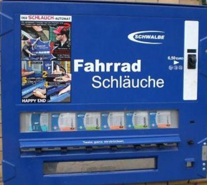 2Rad-Becker Schlauchautomat